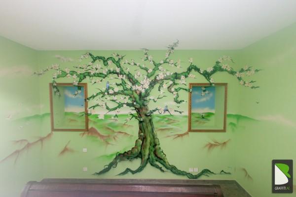 Graffiti-Dubai-Artist-Cherry-Tree