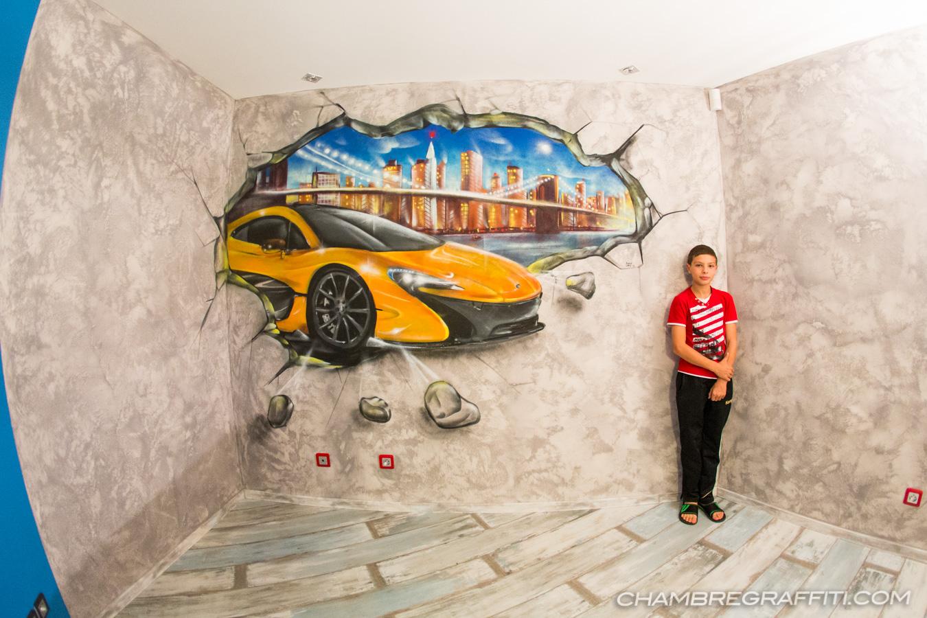 Portofolio graffiti uae for Chambre cars