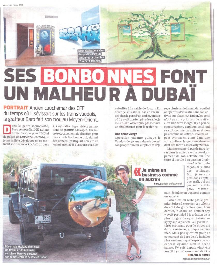 News-Paper-Dubai-Graffiti